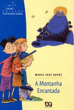 Livro A Montanha Encantada