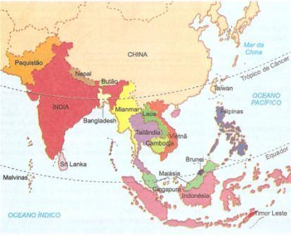Ásia de Monções