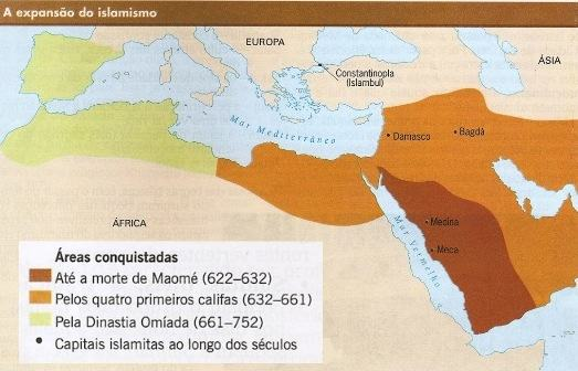 Expansão do islamismo