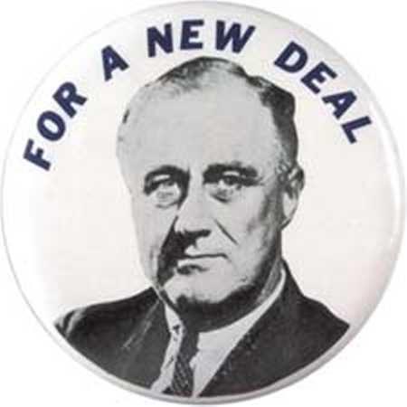 Roosevelt e o new deal