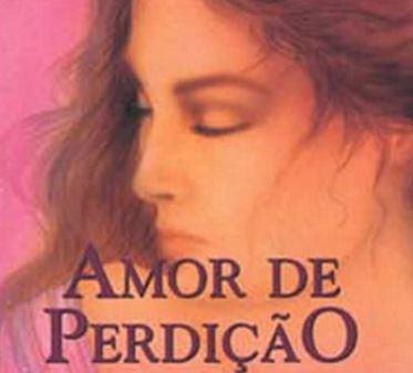 Livro Amor de Perdição