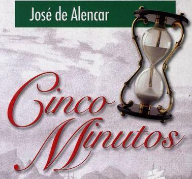 Livro Cinco Minutos
