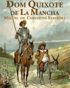 Livro Dom Quixote
