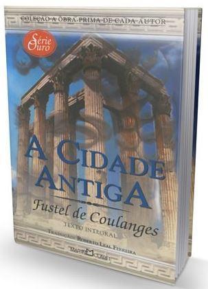 Livro A Cidade Antiga