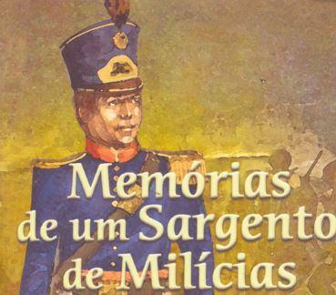 Livro Memórias de um Sargento de Milícias