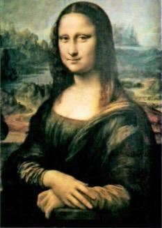 Obra Monalisa, classicismo