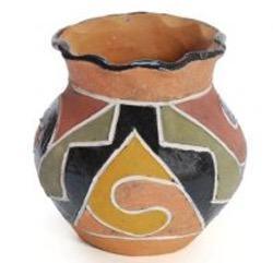 Arte Indigena Pintura Cestaria Ceramica E Plumagem Cola Da Web