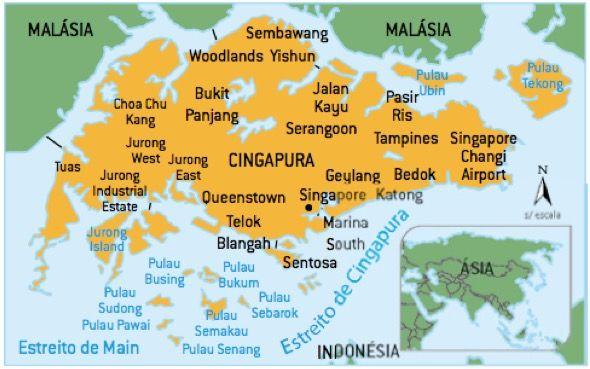 Cingapura.