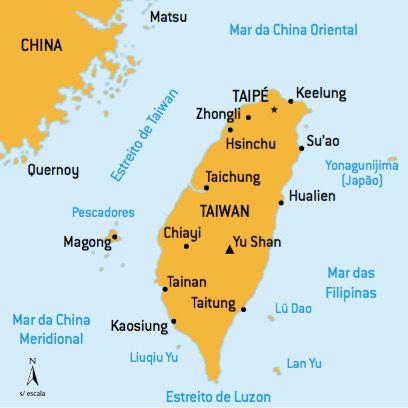 Taiwan - População, economia e desenvolvimento - Cola da Web