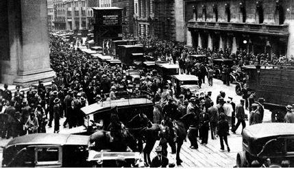 Crise de 1929.