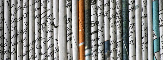 Bibliografia de jornais.
