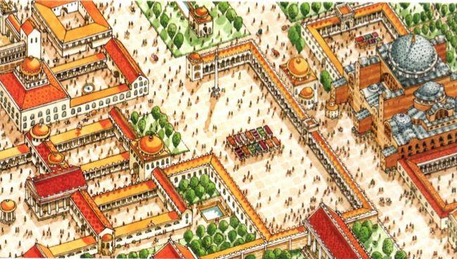 Cidade de Constantinopla.