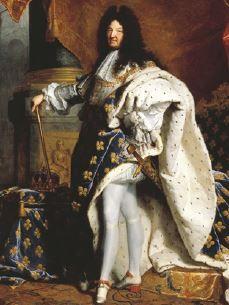 Retrato de Luís XIV.