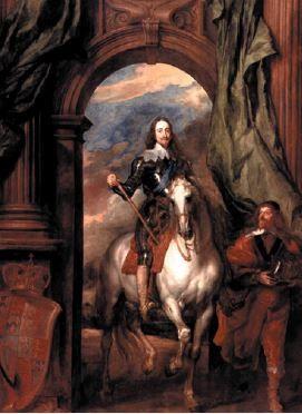 Retrato de Carlos I.