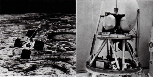A sonda Lunar Orbiter foi a chave no caminho até a conquista da lua.