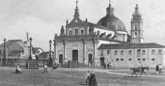 Praça onde foram executados os líderes da Conjuração Baiana.
