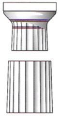 Coluna da ordem jónica.