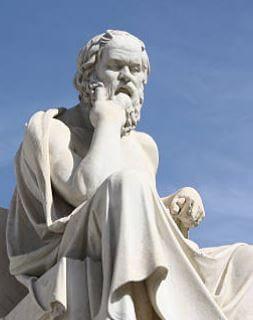 Nascimento da filosofia.