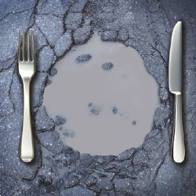 A fome como indicador social.