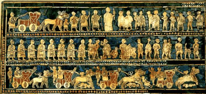 Arte mesopotâmica.