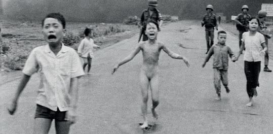Consequência da Guerra do Vietnã.