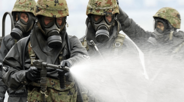 Armas Bacteriológicas