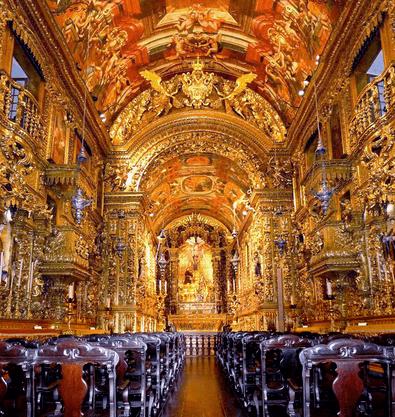 Igreja da Ordem Terceira de São Francisco da Penitência, Rio