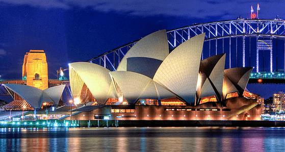 Cartões Postais Australia