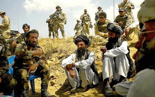 Conflitos do Afeganistão