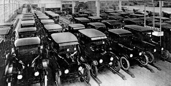 História da Indústria