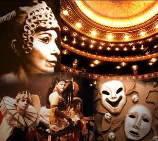História do Teatro no Brasil