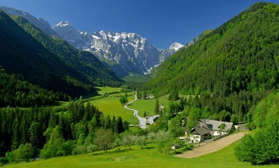 Natureza da Europa