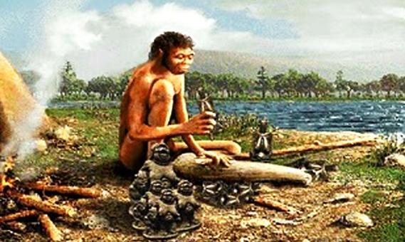 Homem do Período Neolítico