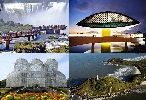 Pontos Turístico Paraná