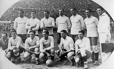 Primeira Copa do Mundo