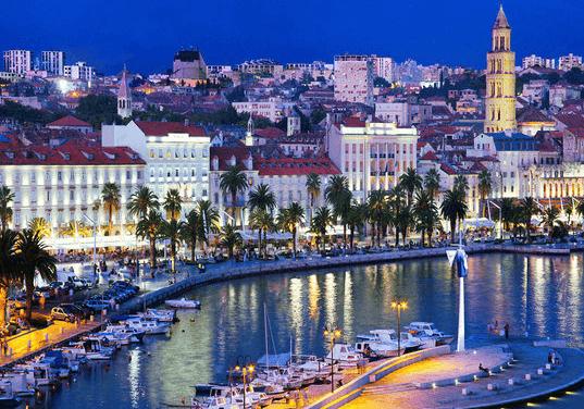 Turismo na Sérvia