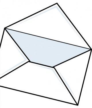 Figura de carta aberta