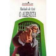 Capa do livro O Alienista