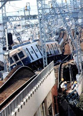 Terremoto em Kobe - Japão