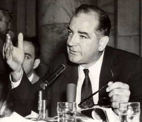 Senador Joseph McCarthy