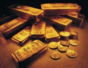 O ouro era acumulado no metalismo