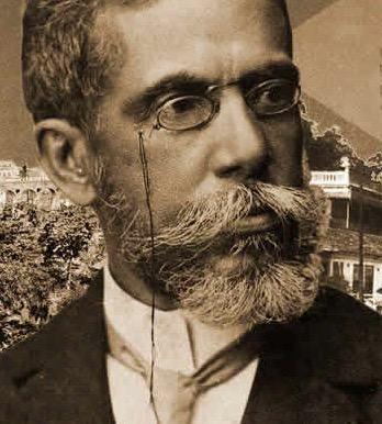 O realismo no Brasil começou com Machado de Assis