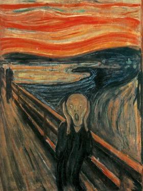 Pintura expressionista da vanguarda