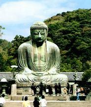 Estátua gigante de bronze