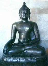 Escultura de Buda. Tailândia