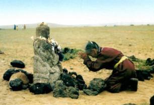 Mulher mongol