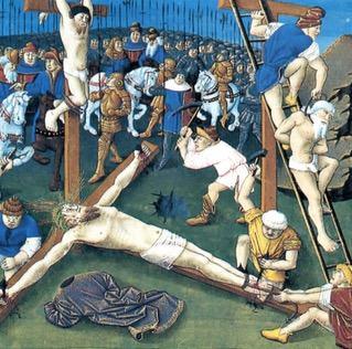 Cristo Pregado na Cruz