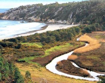 Praia de barayo