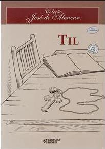 Capa do livro Til.