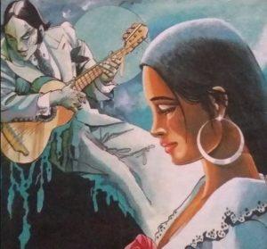 Capa do livro Clara dos Anjos